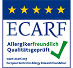 ECARF Seal of Quality