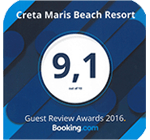 Booking.com: 2016 Award of Excellence