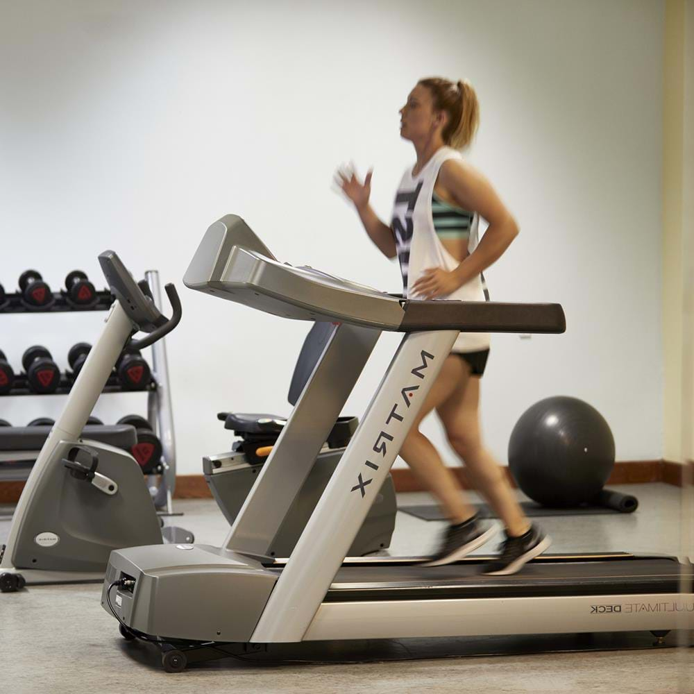 FREE USE OF OUR PROFESSIONAL EQUIPPED FITNESS CENTER