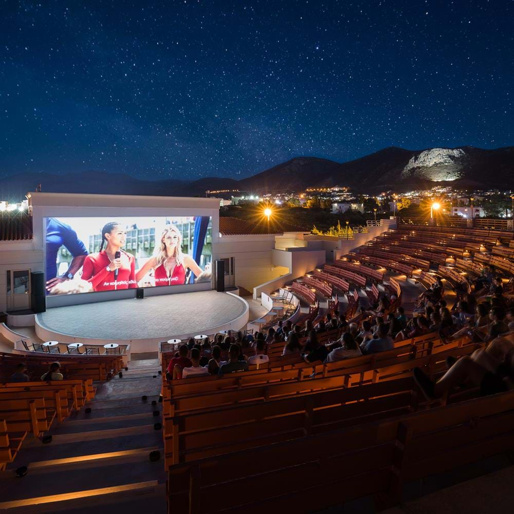 2 FREE OPEN AIR CINEMA TICKETS