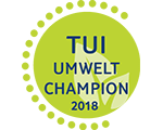 TUI Environmental Champion 2018