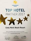 Schauinsland: «Top Hotel Partner 2017»