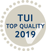 TUI Top Quality Award 2019