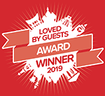 Hotels.com: Loved by Guests Award 2019