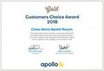 Apollo Gold Customers Choice 2018